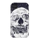 Skull, iPhone 4 Case
