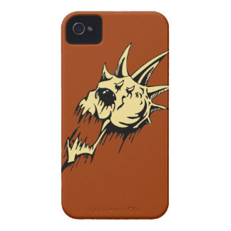 SKULL iPhone 4 COVER