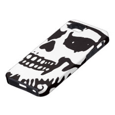 Skull Iphone Case at Zazzle