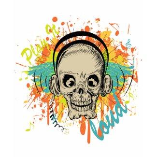 Skull Job shirt