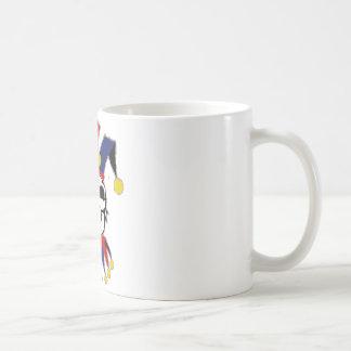 Skull Joker Coffee Mug