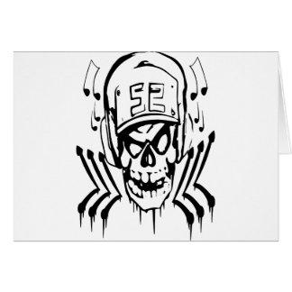 skull js card