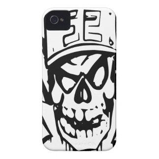 skull js Case-Mate iPhone 4 case