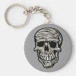 skull key chain