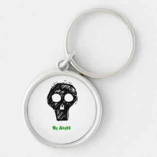 Skull Keychain