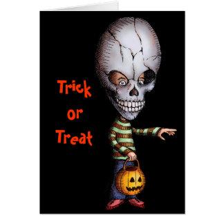 Skull Kid - Halloween Cards