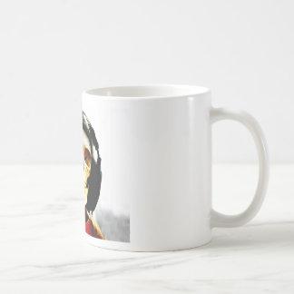 Skull Kid Headphones Design - GeekShirts Coffee Mug