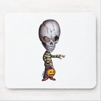 Skull Kid Mouse Pad