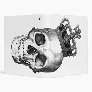 Skull King 3 Ring Binder