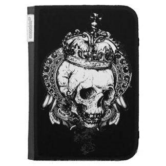 Skull King Case For Kindle