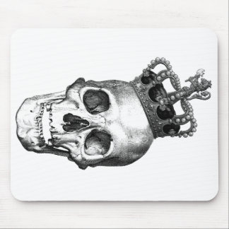 Skull King Mouse Pad