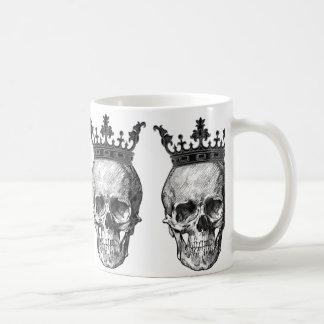 Skull king mug