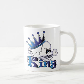 Skull King Coffee Mug