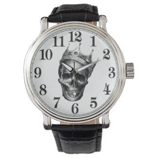 Skull King Watch