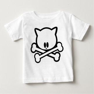Skull Kitty - Infant Tee