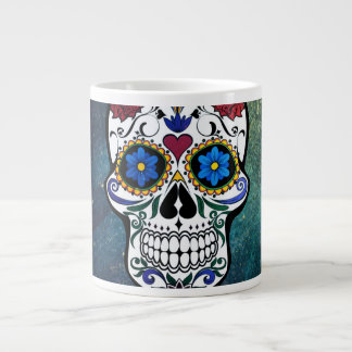 Skull Large Coffee Mug