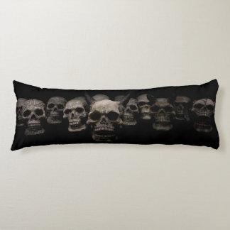 Skull Leer Body Pillow