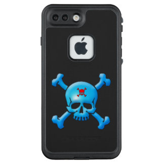 SKULL LifeProof FRĒ iPhone 7 PLUS CASE