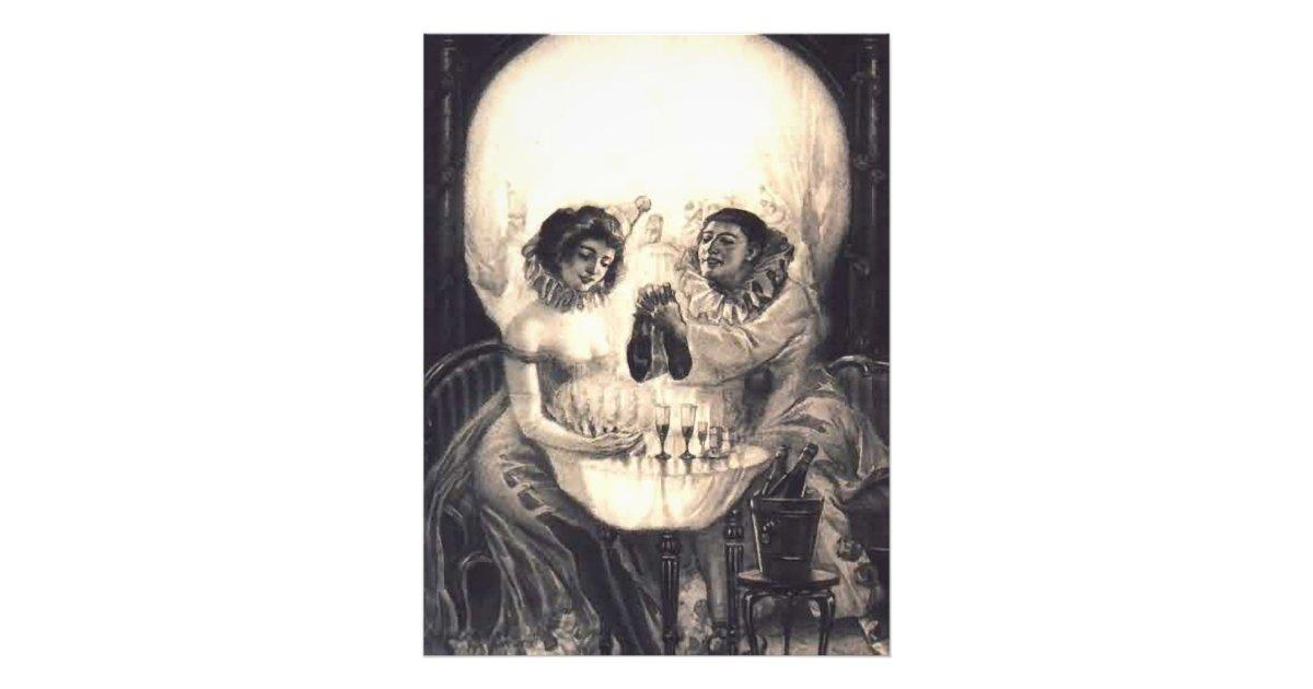 1280x1024 skull optical illusion - photo #22