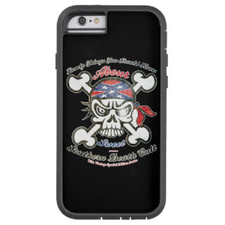 SKULL LOVELY THINGS YOU KNOW TOUGH XTREME iPhone 6 CASE