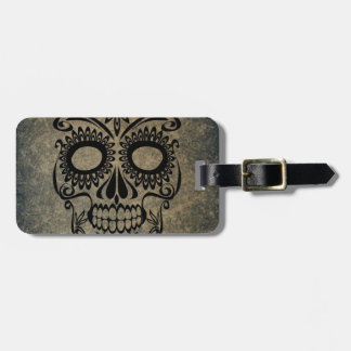 Skull Tags For Luggage