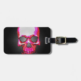 Skull Tag For Bags