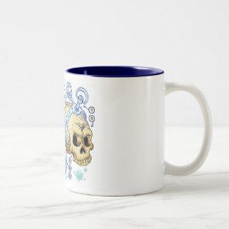 Skull Machine Mug