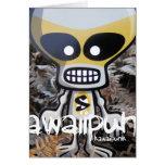 Skull Mascot Cards