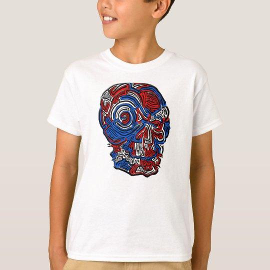 Skull Maze T-Shirt
