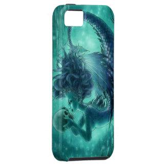Skull Mermaid iPhone 5 Case - Secret Kisses