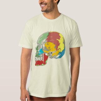 SKULL (MODERN POP ART STYLE) T-Shirt
