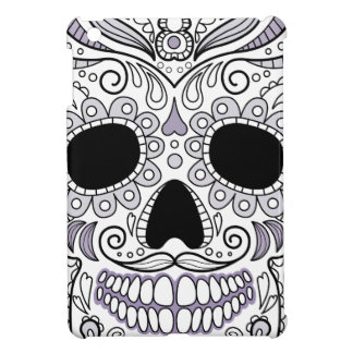 Skull monograms iPad mini cover