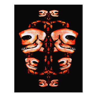 Skull Motif Ornament Art Photo