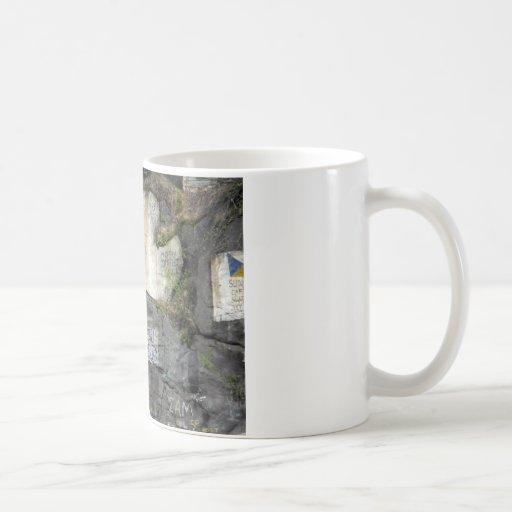 Skull Mountain Classic White Coffee Mug