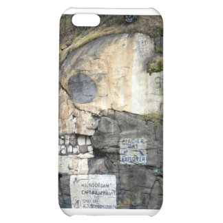 Skull Mountain iPhone 5C Cover