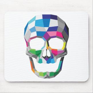 Skull Mousepad Colors