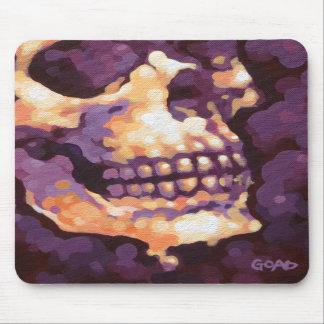 Skull mousepad - Goad