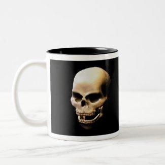 Skull-Mug mug