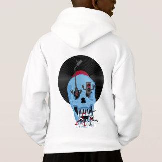 Skull Music Hoodie