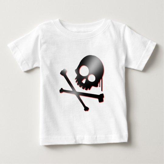 skull n bones 2 baby T-Shirt
