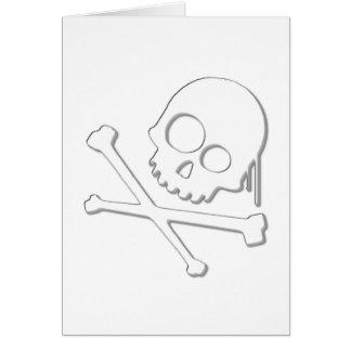 Skull n Bones Card