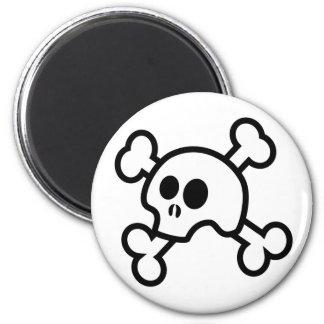 Skull 'N Bones Magnet