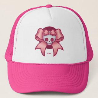 Skull 'n Bows Trucker Hat