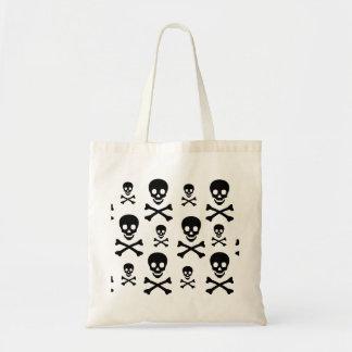 Skull N Crossbones Tote Bag
