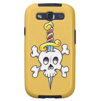 Skull-n-Dagger Samsung Galaxy S3 Case