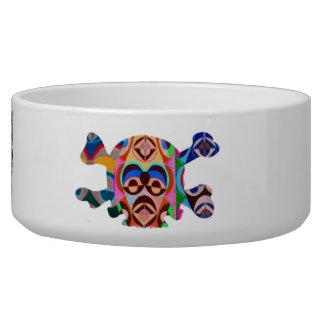 Skull n Ghost : Novino African Mascot Bowl