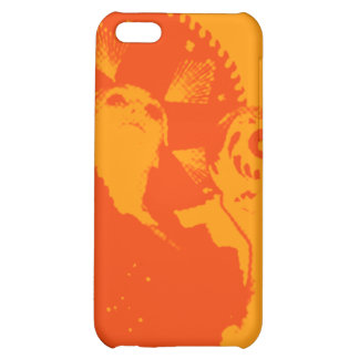 skull n girl iphone case case for iPhone 5C