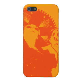 skull n girl iphone case iPhone 5 cover