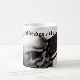 Skull n Stripes Coffee Mug