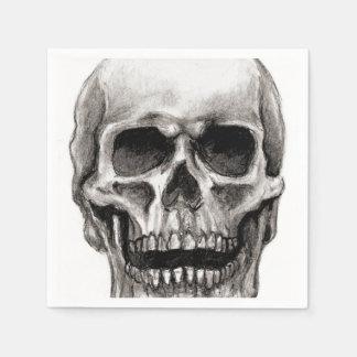 Skull Napkins Paper Napkin